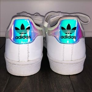 adidas Shoes - ADIDAS Holographic Superstar Shoes